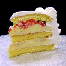 Strawberry Banana Cream