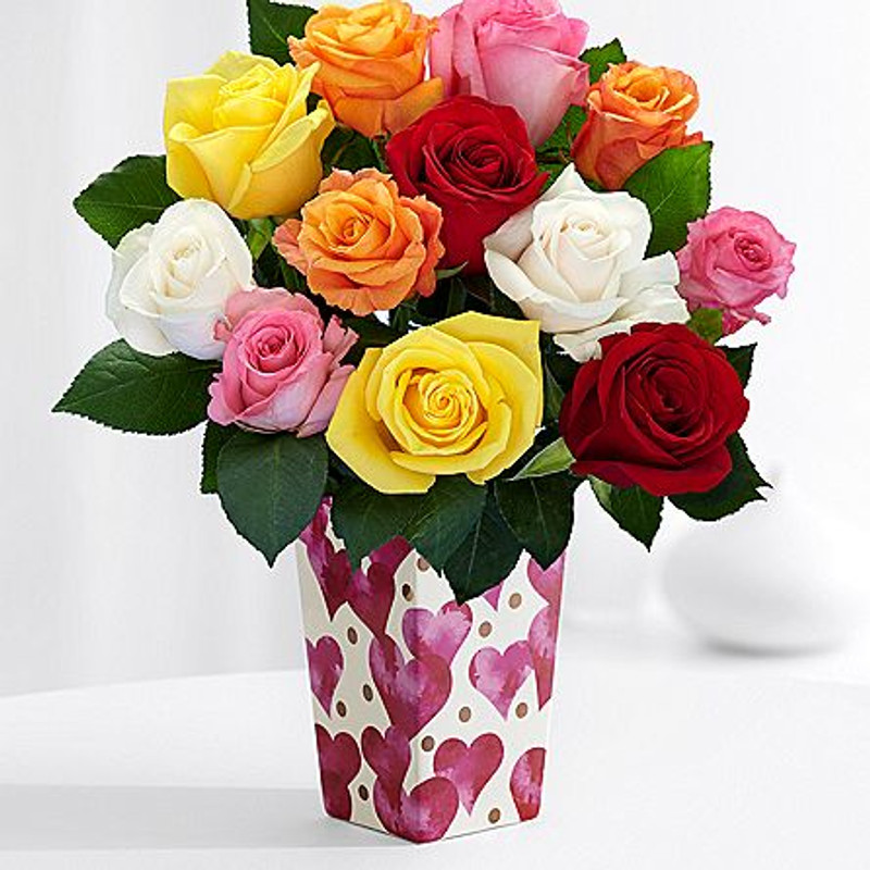 You're Invited to a Valentine's Day EXCLUSIVE! $10 off Dozen Roses