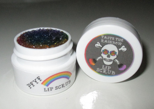 Taste the Rainbow Lip Scrub