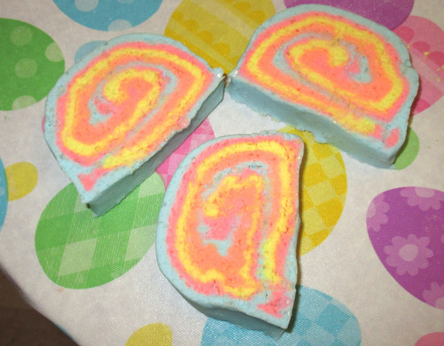 Neon Pearberry Bubble Bar