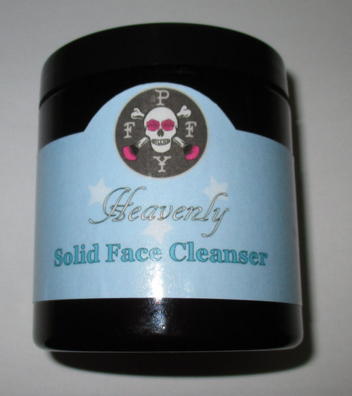 Heavenly Solid Face Wash