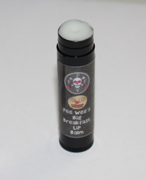 Pee Wee's Big Breakfast Lip Balm