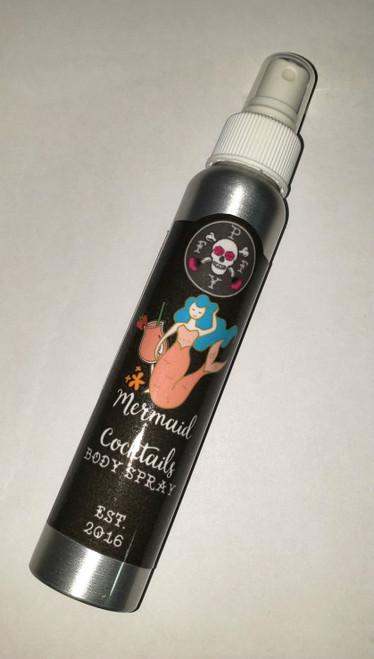 4 Oz. Body Sprays
