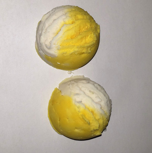 Lemonade Bubble Scoops
