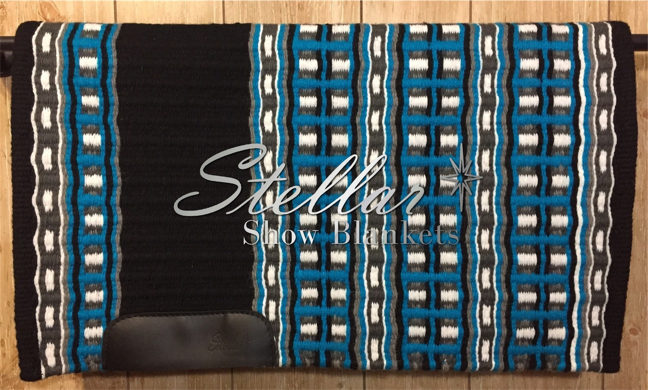 Stellar Show Blankets - Oversized 34 X 41
