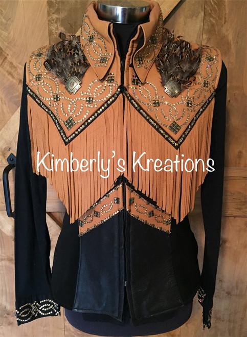 Connies Custom's Vest Set - Ladies Size Small