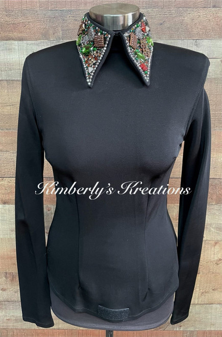 Simple Treasures All Day Show Shirt - Ladies Size Small