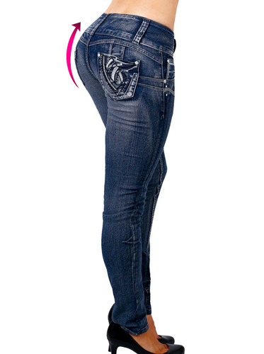 10bc7a763 ... Sexy Butt-Lifting Jeans - Available in Blue and Gray ...