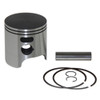 Wiseco Piston Kit .020, Yamaha 3 Cyl 60-70HP, Bore Size 2.854 MPN:3132P2
