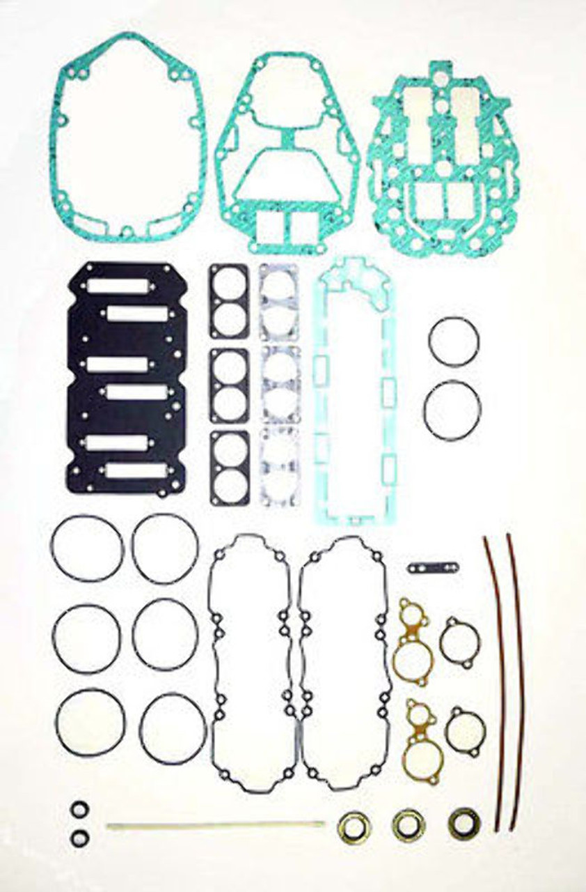 Mercury V6 Outboard Gasket Set 135HP-200HP 91 /& later