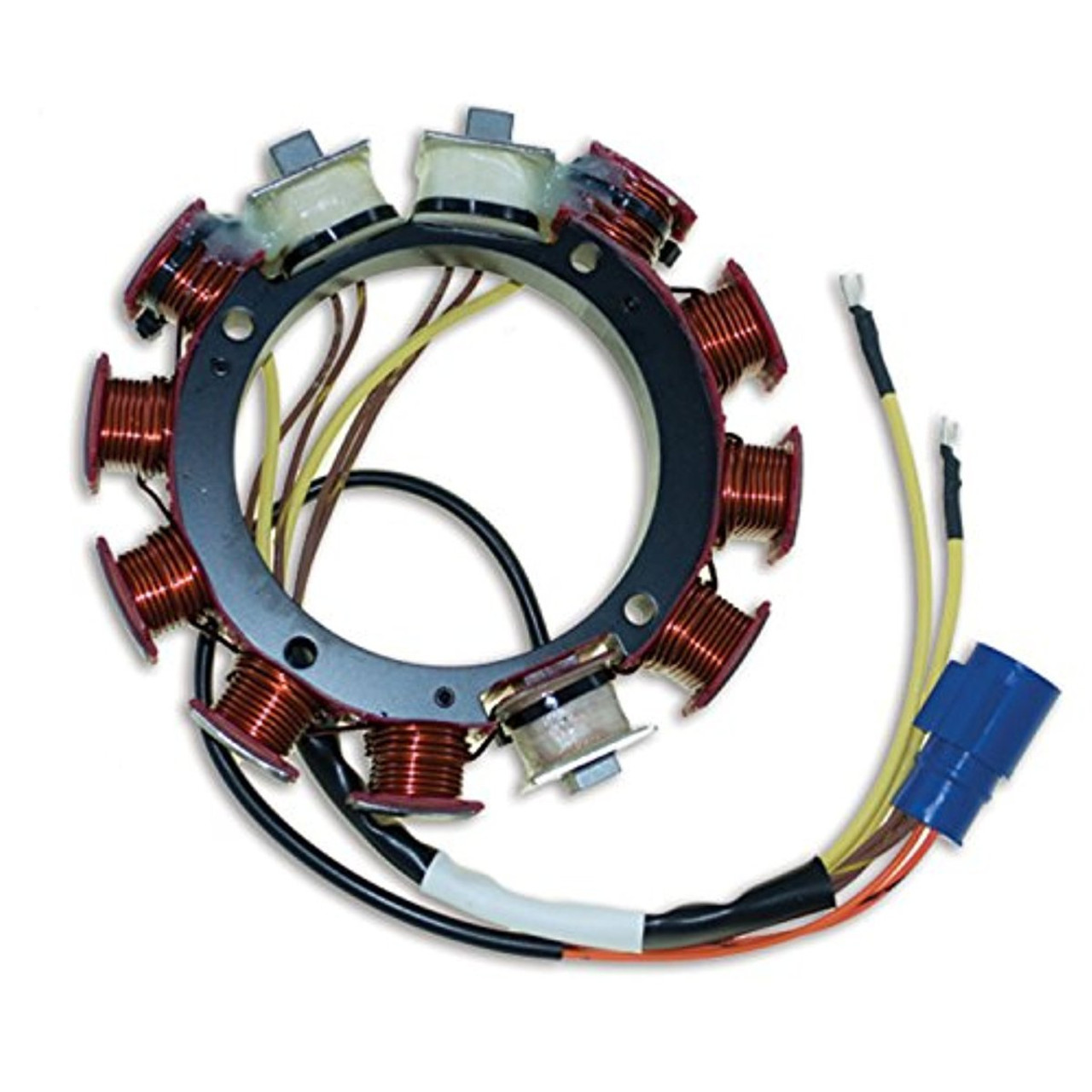 CDI 173-4981 Stator for Johnson Evinrude 150 /& 175 hp Optical Ignition 35 amp