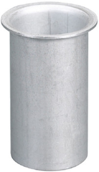 Moeller 021002-188D Aluminum Drain Tube - Case of 12