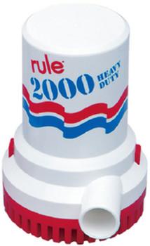 Rule 11 Standard Series High Capacity Manual Bilge Pumps