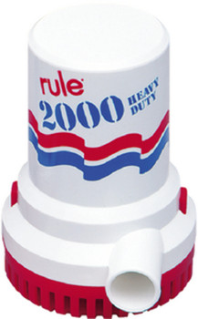 Rule 12 Standard Series High Capacity Manual Bilge Pumps