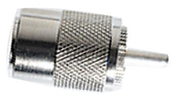 Ancor 200259 RG8U Solder On UHF Male Plug