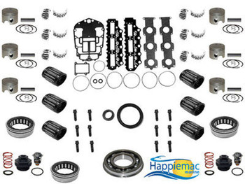 Johnson Evinrude 135 150 175 FICHT FFI V6 Powerhead Rebuild Kit & Main Bearings