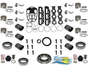 Johnson Evinrude 135 150 175 FICHT FFI V6 Powerhead Rebuild Kit & Main Bearings