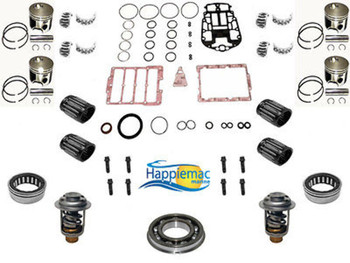 Outboard Engine Parts - BRP/Evinrude/Johnson/OMC - Powerheads