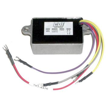 Johnson/Evinrude 2/3/4 Cylinder 10 AMP Voltage Regulator