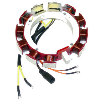 Johnson Evinrude 1988-1999 120,130 & 140HP 4cyl 35 Amp Loopers Stator 584288