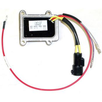 Johnson Evinrude Voltage Regulator 6 Cylinder 35 AMP 439561 0585219