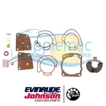 Johnson Evinrude OEM 90 115 125 150 175HP Carburetor Kit 0438996 0435442 0436852