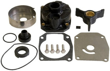 Johnson Evinrude 35 40 48 50HP Water Pump Impeller Kit w/Housing 18-3454 438592