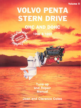 Mercury Sterndriver Gasoline Engine Service Shop Repair Manual 806737003 8067372