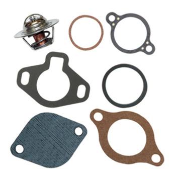 Mercruiser V6 V8 160 Degree Thermostat Kit 807252Q5 807252T8