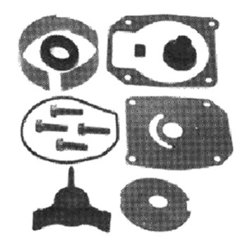 Johnson Evinrude 40-50HP Impeller Repair Kit 1989-Up 1917 438592 0433549 0433548