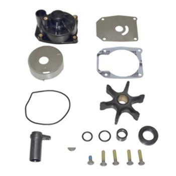 Johnson Evinrude 70 75HP Woodruff Key Water Pump Kit w/Housing 388351