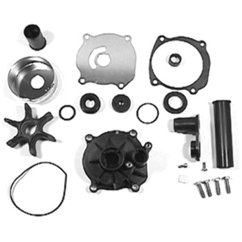 Johnson Evinrude Water Pump Kit with Housing 75/90HP 3 Cyl E-Tec 1399-2015