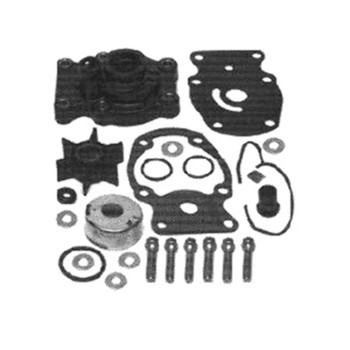 Johnson Evinrude 20-35HP Water Pump Kit with Housing 1985-Up