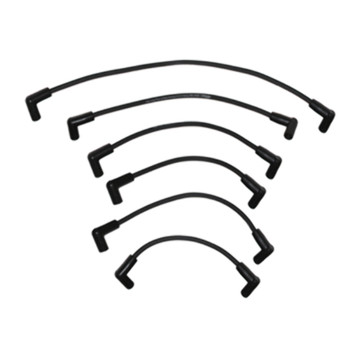 Mercruiser 3.0L/LX 4Cyl Ignition Wire Set w/Digital Ignition 1990-1995