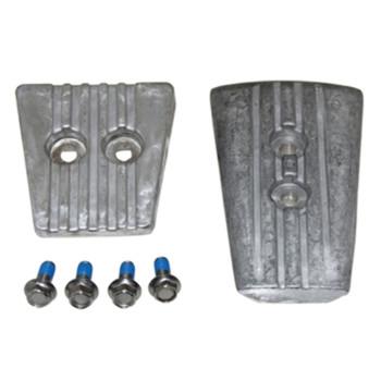Volvo Anode Aluminum Kit SX-A/DPS 23157387 3883728