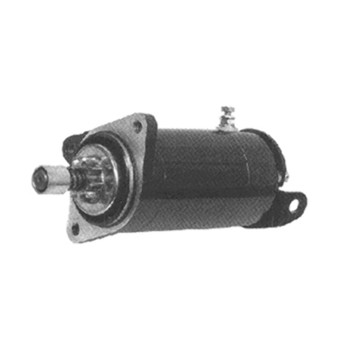 Seadoo 1995-1996 9 Tooth All 800CC Carb PWC/Jetboat Model Starter