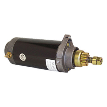 Mercury 10 Tooth 75-90HP L3 Early 70-80HP 3&4 Cyl Starter Motor 50-44369A1 65436