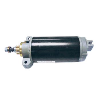 Mercury Starter Motor 9 Tooth Mes 405060 4 Cyl 4 Stroke 2001 & Up