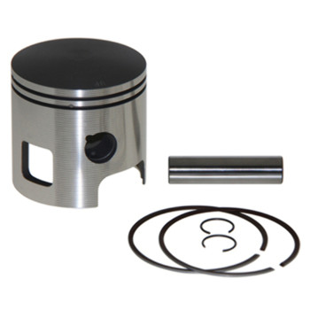 Wiseco Piston Kit .020, Tohatsu 2 Cyl 25-30HP, Bore Size 2.697