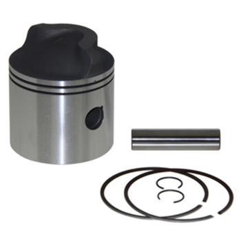 Wiseco Piston Kit Std., Force 40-120HP, Bore Size 3.375 Top Guided