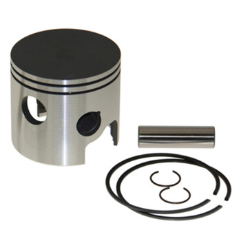 WISECO PISTON KIT .020 STARBOARD, MERCURY 2L WITH BOOST PORT, TOP GUIDED BORE 3.145
