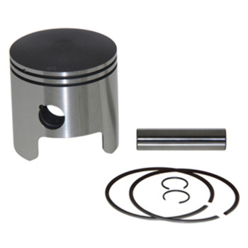 Wiseco Piston Kit .020, Tohatsu 3 Cyl 40HP, Bore Size 2.697 E Coat