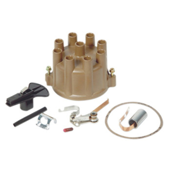 Prestolite V8 Ignition Tune Up Kit with Screw Down Cap