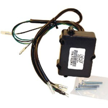 Mercury 45-60 HP Outboard Switch Box 1991-99 Power Pack 114-9052