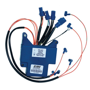 Johnson / Evinrude Outboard Power Pack; 6 Cylinder 113-3865