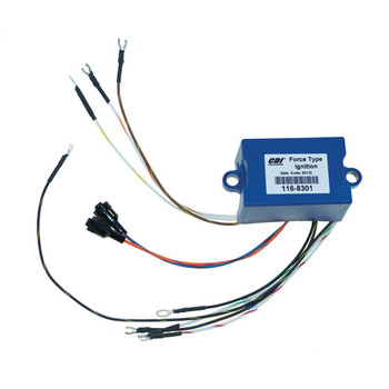 Force Outboard Ignition Pack; 2/3/4/5 Cylinder 116-8301