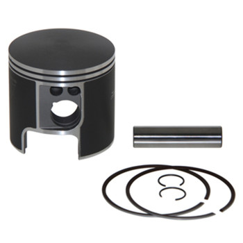 WISECO PISTON KIT .020 PORT, YAMAHA V6 3.3L HPDI, BORE 3.681 HPDI MPN:3201P2