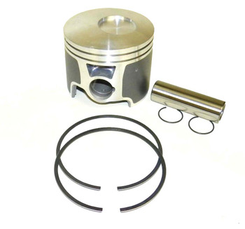 Includes Rings, wrist pin and circlips.