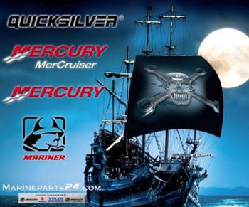 Mercury Mariner 250 XB 300 X 3 0L V6 Outboard Port Piston Kit 3 625