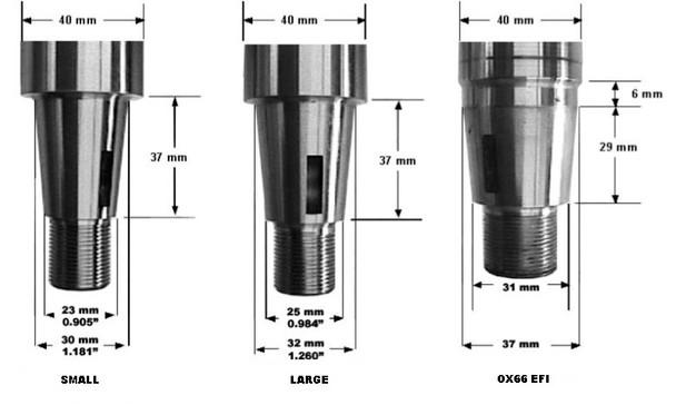 Yamaha crankshaft taper guide